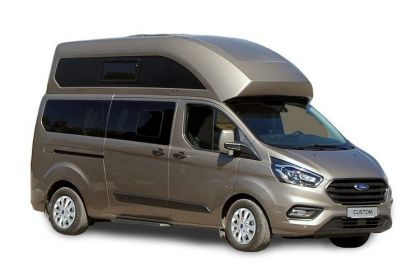 Lease Ford Transit Custom car leasing