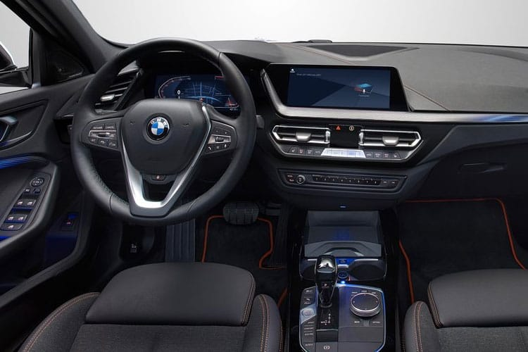 BMW 1 Series 118 Hatch 5Dr 1.5 i 136PS M Sport LCP 5Dr DCT [Start Stop] [Pro] inside view